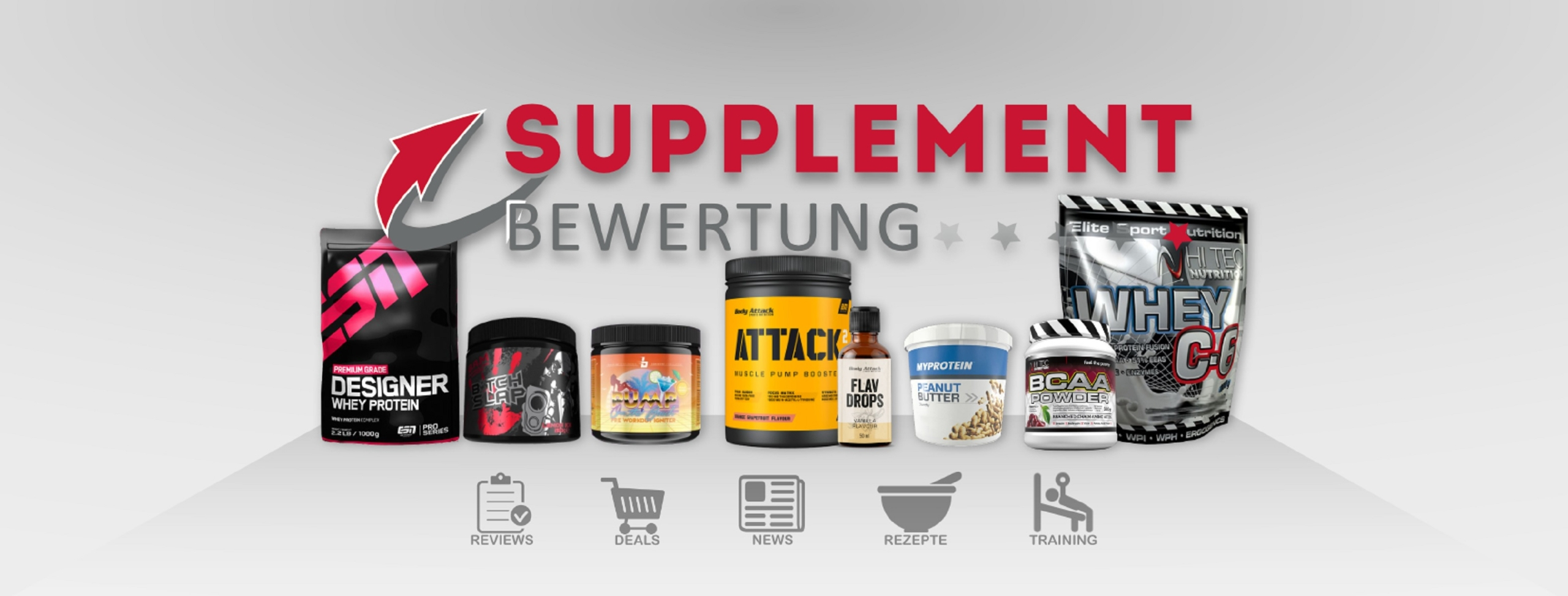 Supplement-Bewertung.de (@supplementbewertung) Cover Image