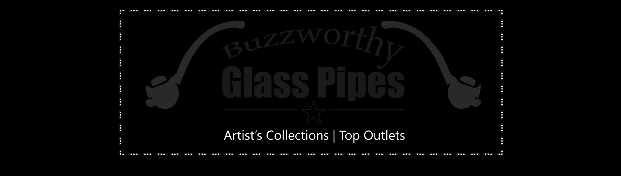 Buzzworthy Glass Pipes - Artists (@buzzworthyglasspipes) Cover Image