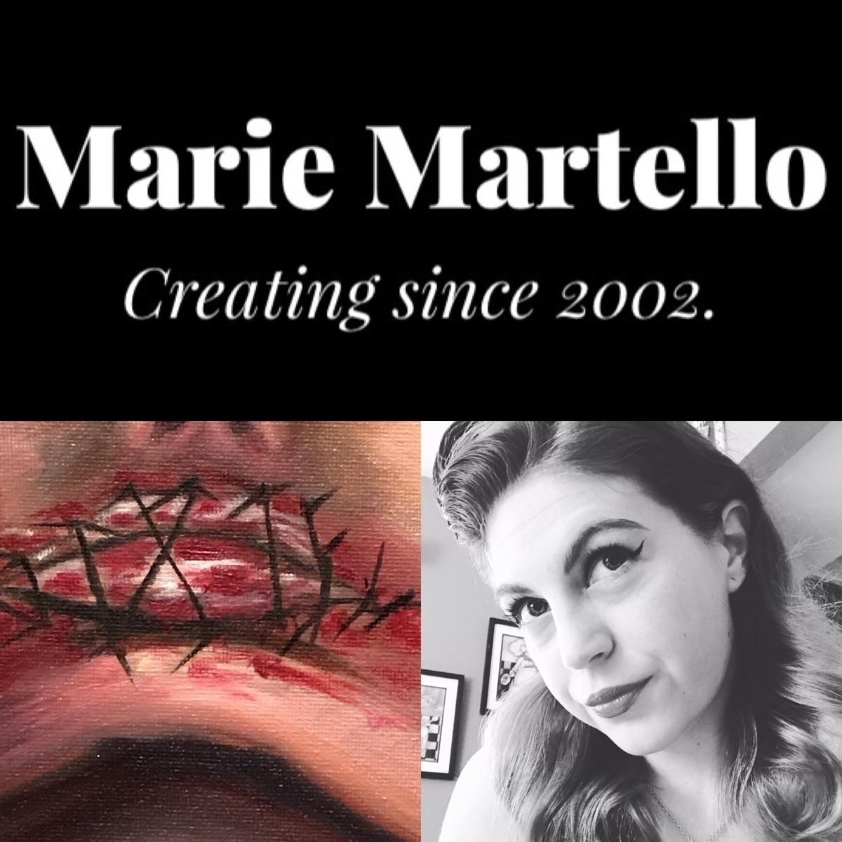 Marie (@pixiedustbunny) Cover Image