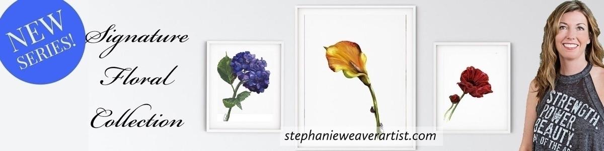 Stephanie Weaver Fine Art Artist (@stephanieweaverartist) Cover Image