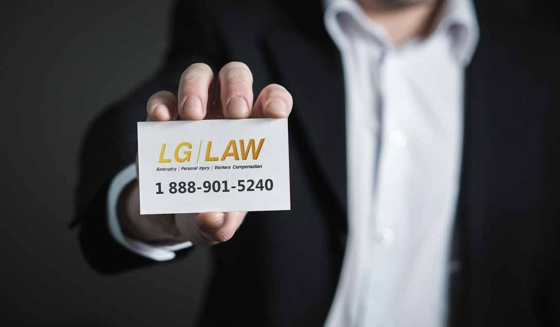 LG LAW - Workers Compensation, Bankruptcy & Person (@lglawofficesca) Cover Image