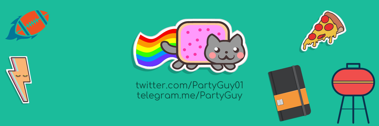 PartyGuy (@partyguy) Cover Image