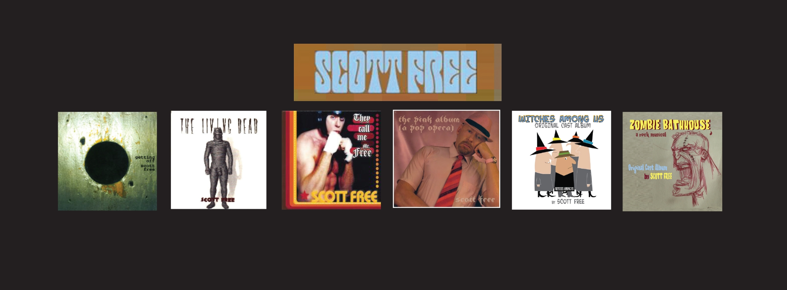 (@thescottfree) Cover Image