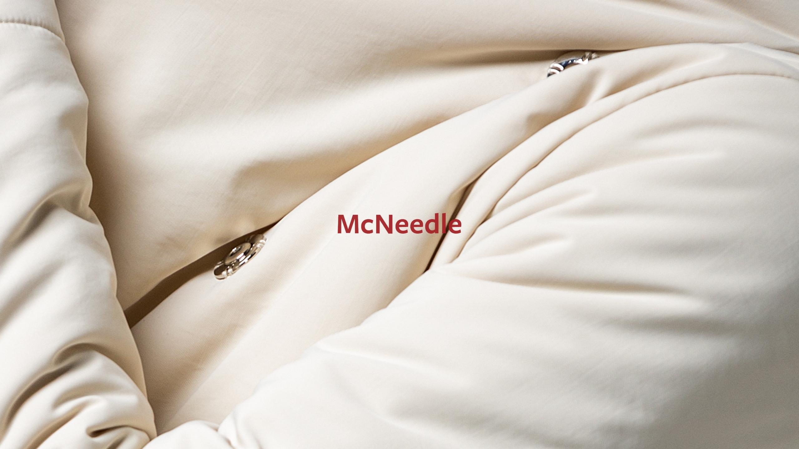 McNeedle (@mcneedle) Cover Image
