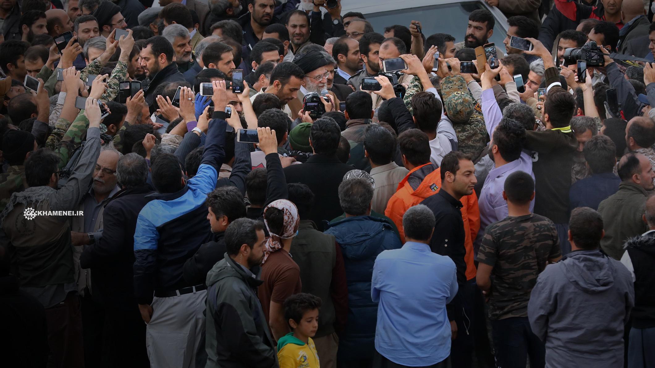 Ayatollah Khamenei (@khamenei_ir) Cover Image