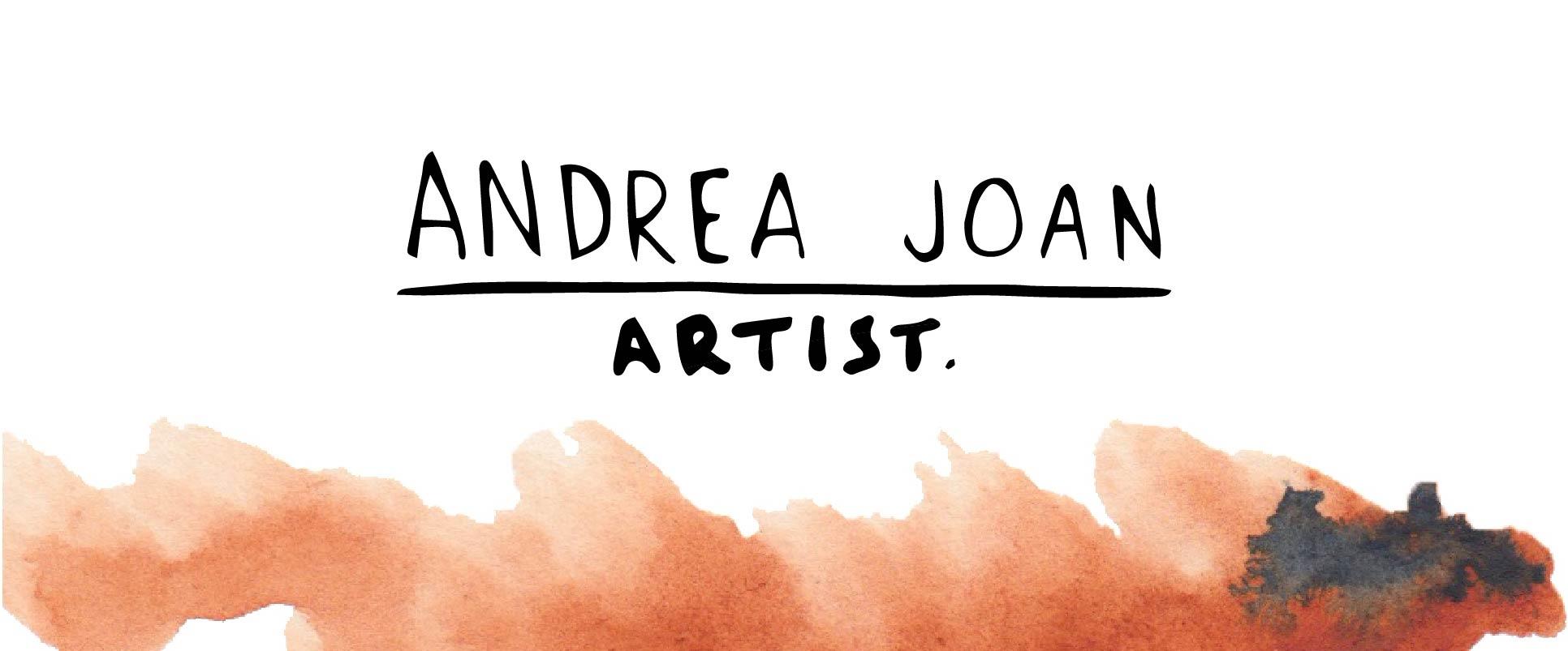 Andrea Joan (@andreajoanart) Cover Image