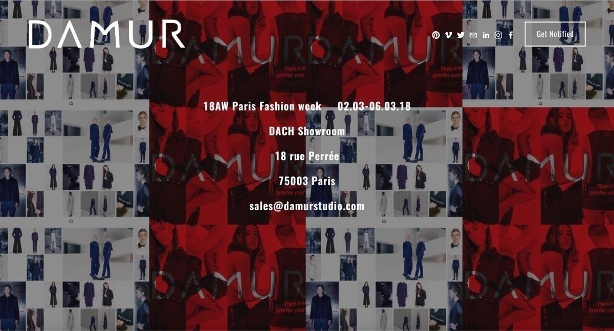 DAMUR (@damurstudio) Cover Image