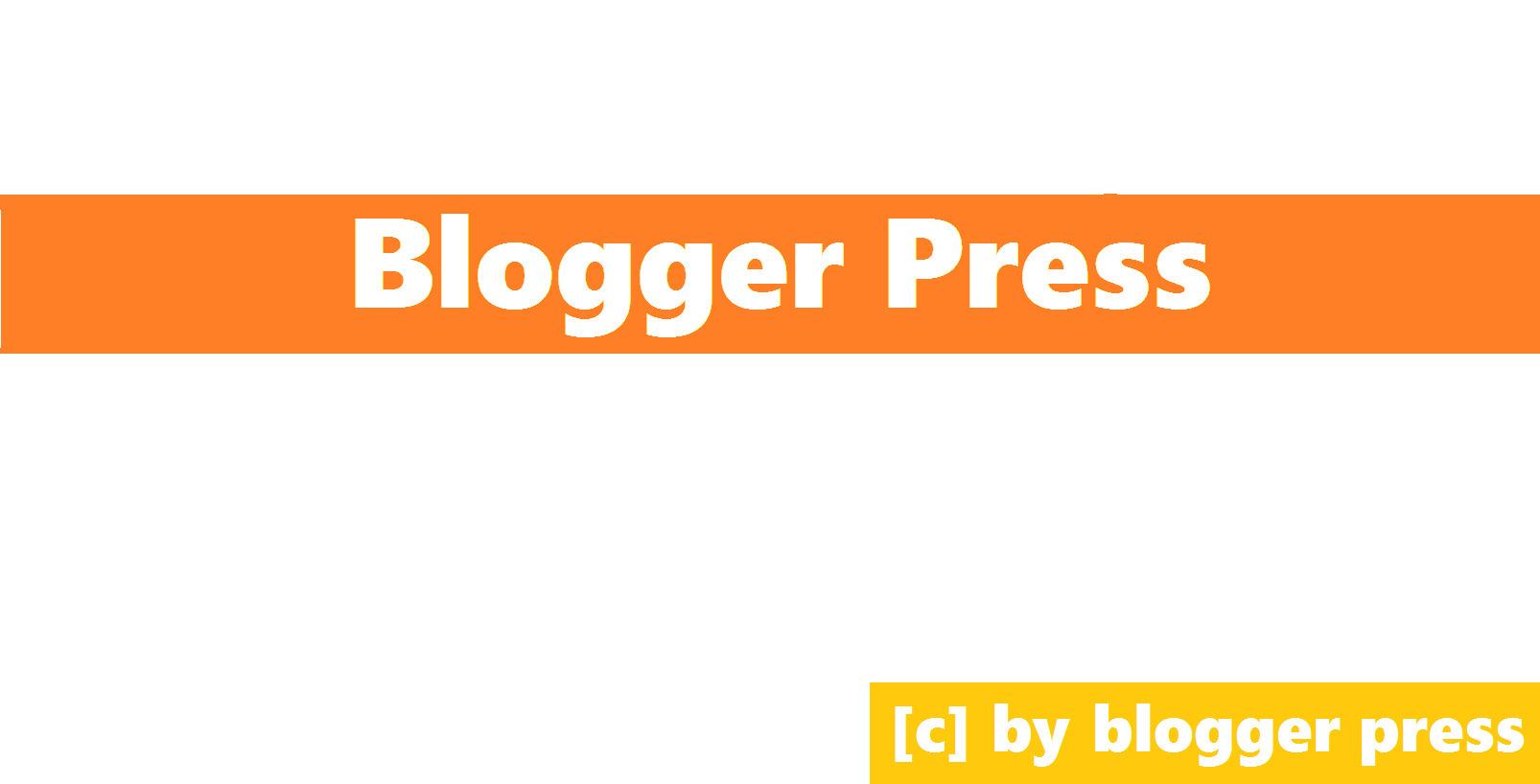 Blo (@blogger4press) Cover Image