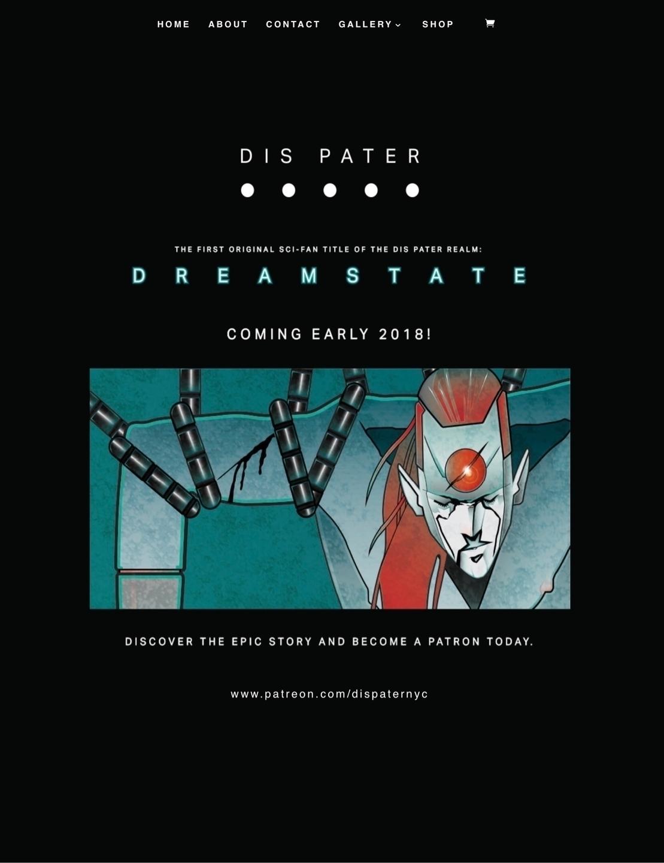 DISPATER (@dis_pater) Cover Image