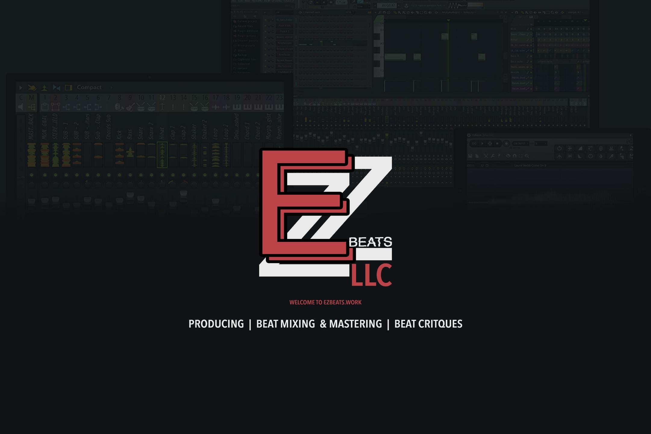 """Ezekiel """"EZ Beats"""" Parker (@eparker93) Cover Image"""
