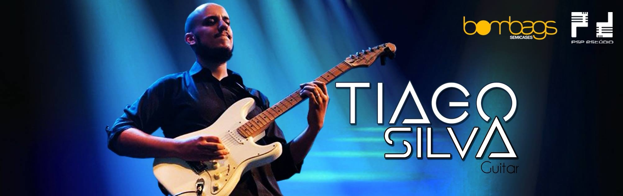 Tiago Silva (@tiagosilvaguitar) Cover Image