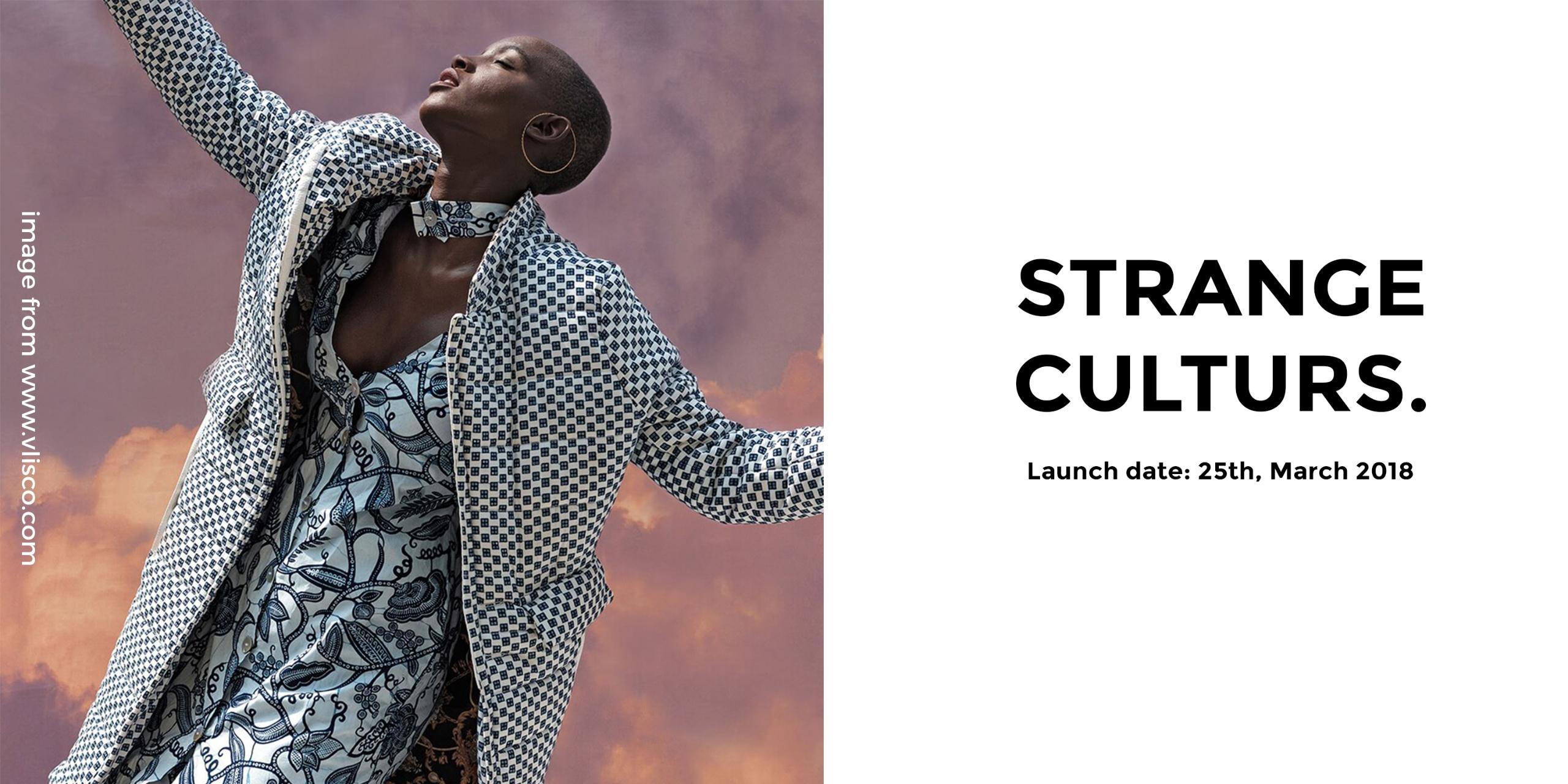 Strange Culturs (@strangecultursmagazine) Cover Image