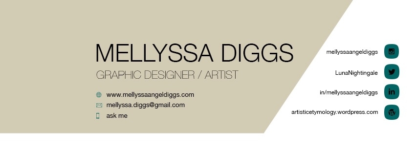 Mellyssa A. Digg (@lunanightingale) Cover Image