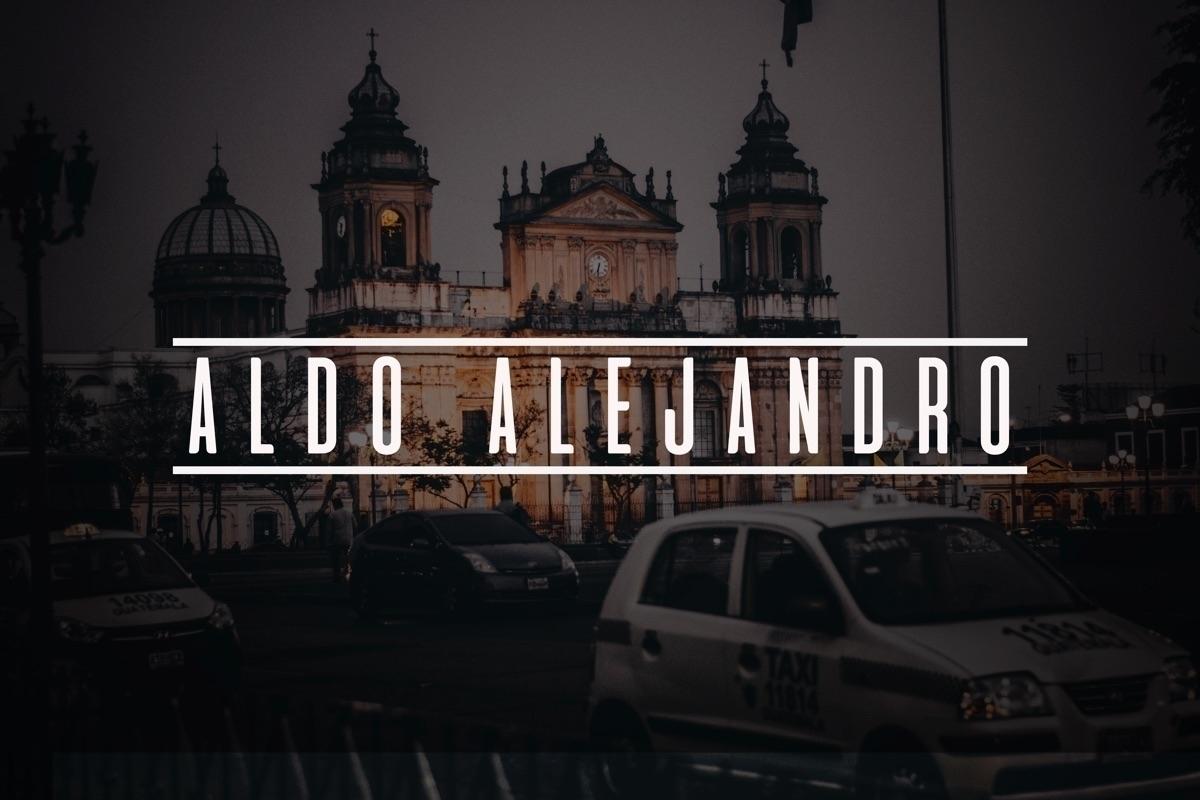 Aldo Alejandro (@alejandroaldo__) Cover Image
