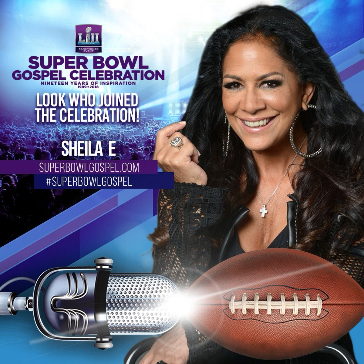 Super Bowl 2018 (@superbowl18) Cover Image