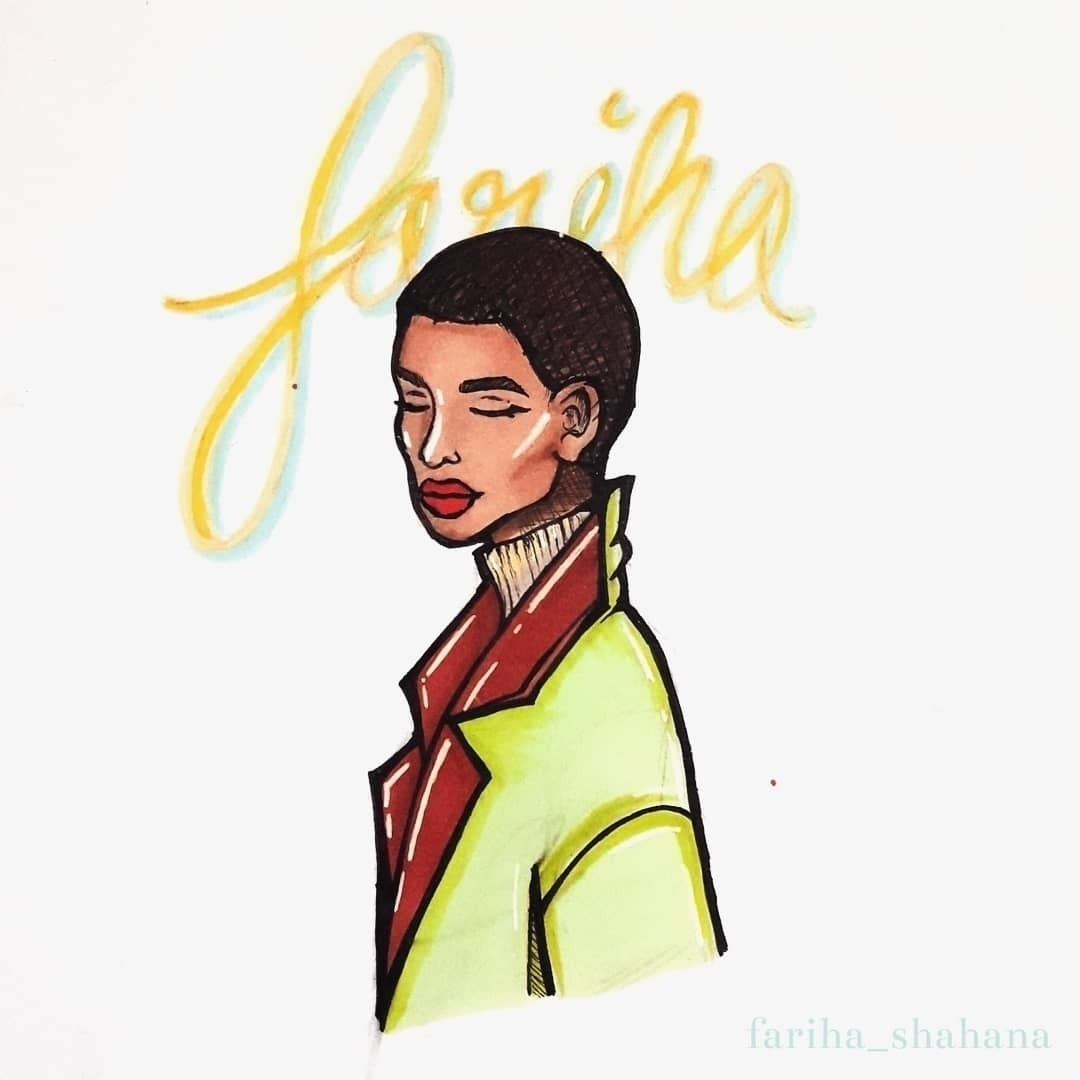 Fariha (@fariha_) Cover Image