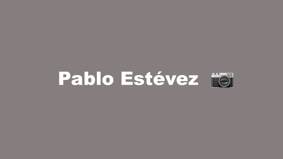Pablo Estevez (@paabloestevez) Cover Image