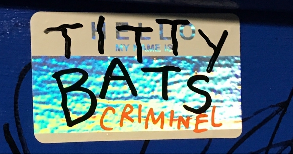 TITTYBATS (@tittybats) Cover Image
