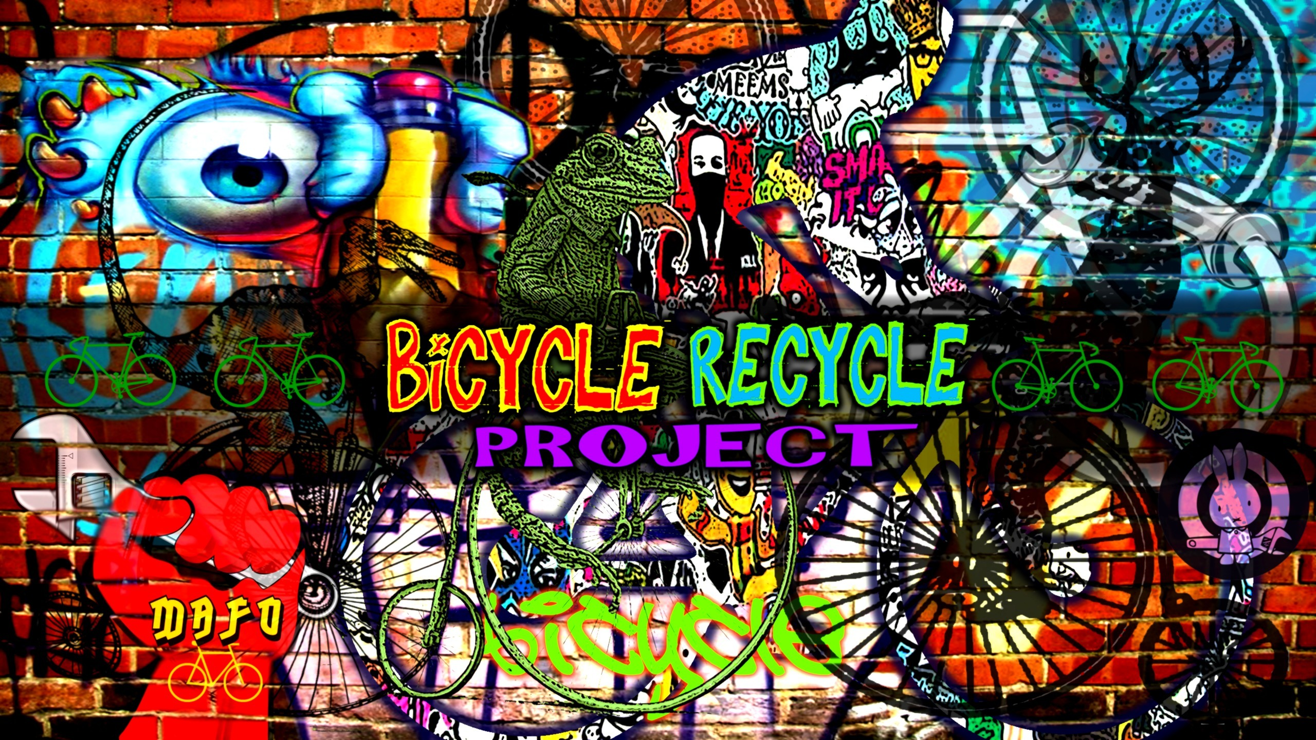 Bicycle Recycle (@bicyclerecycle) Cover Image