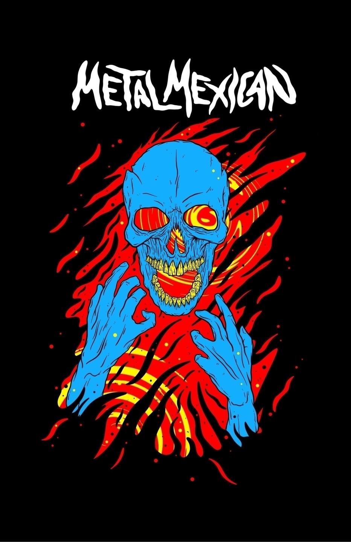 Ruben Enriquez (@metalmexican) Cover Image