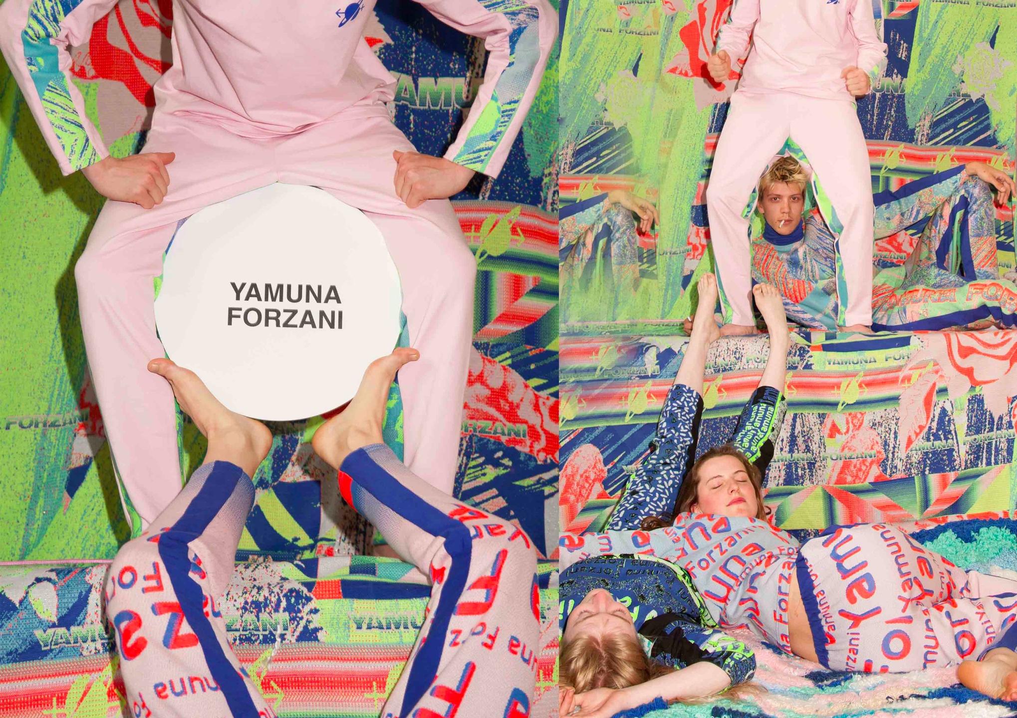 Yamuna Forzani (@yforzani) Cover Image