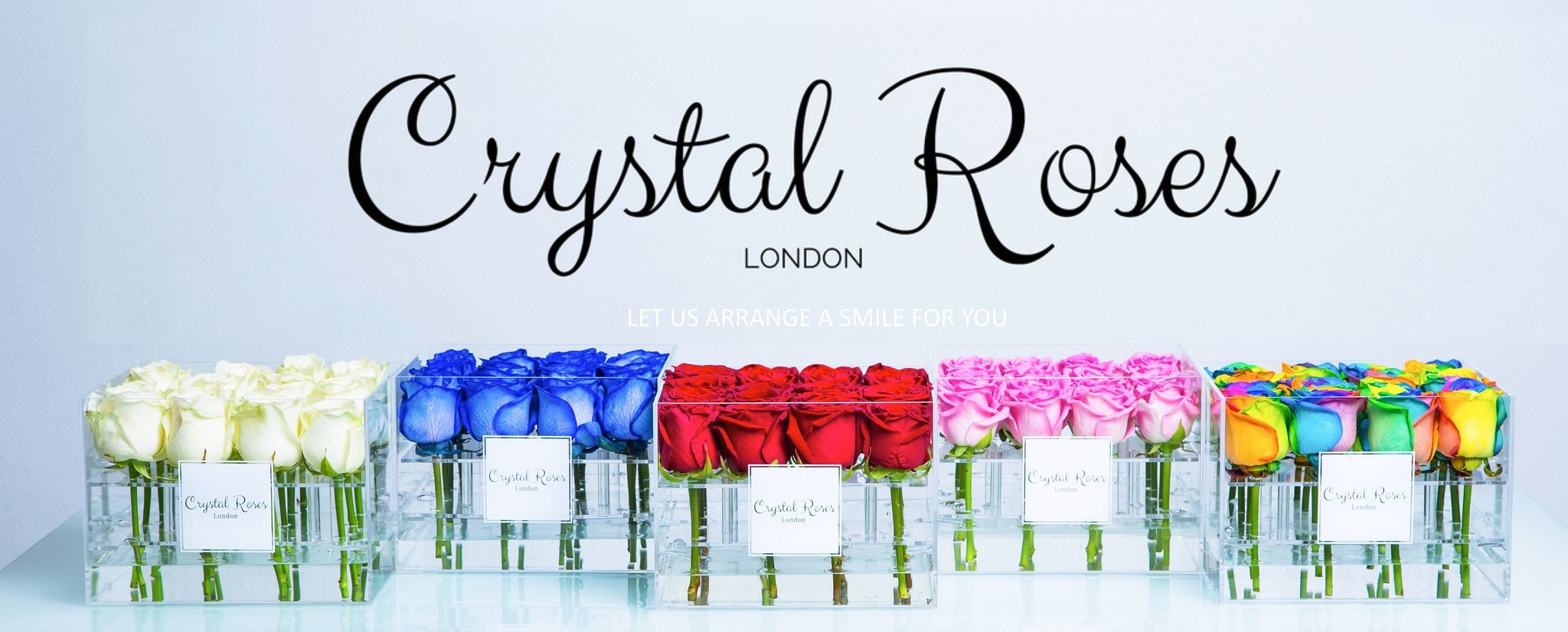 Crystal Roses London (@crystalroselondon) Cover Image