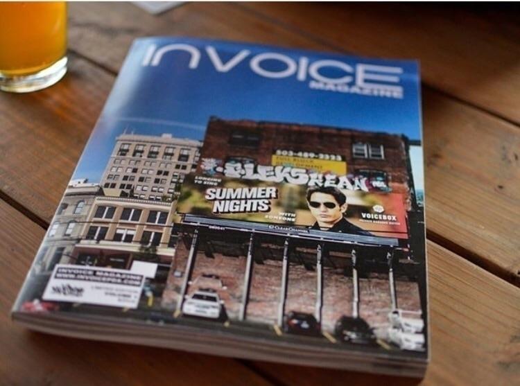 Invoice Magazine  (@invoicepdx) Cover Image