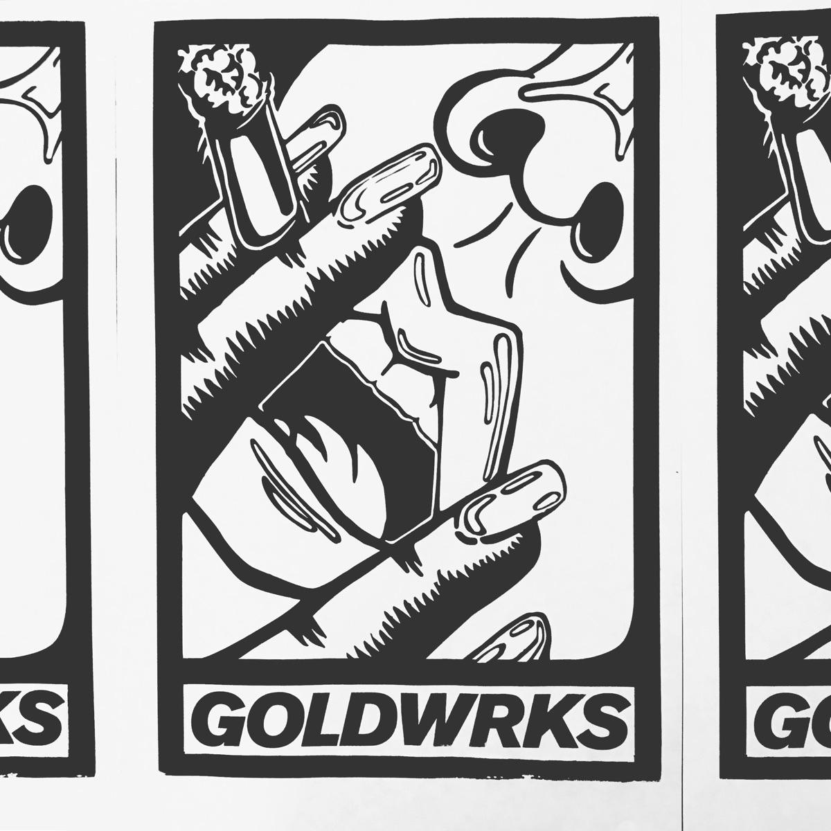 Ian Goldwasser (@goldwrks) Cover Image