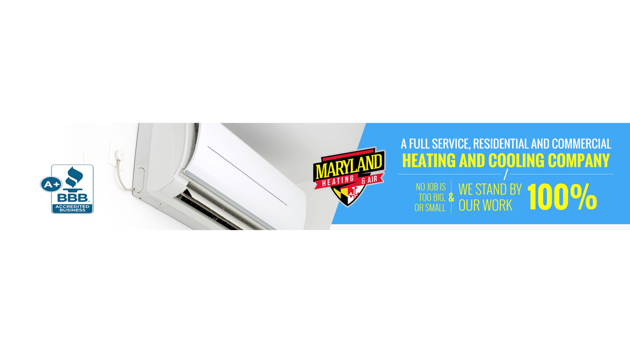 Maryland Heating & Air (@marylandhvacr) Cover Image