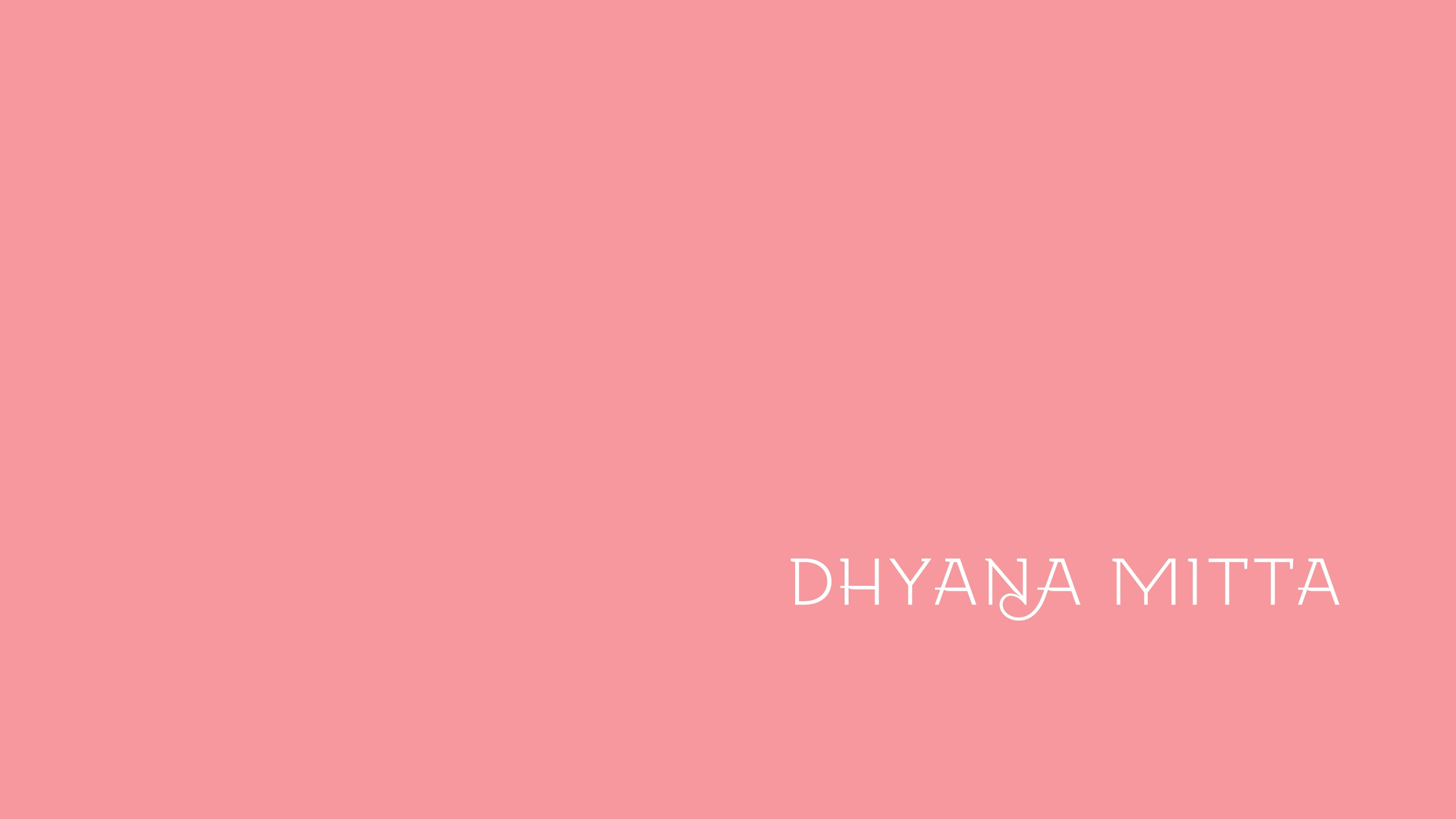 Dhyana Mitta (@dhyanamitta) Cover Image
