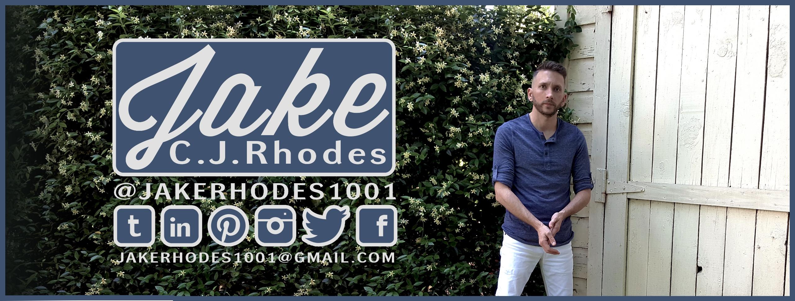 Jake Rhodes (@jakerhodes1001) Cover Image