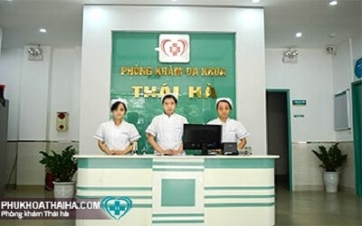 phòng khám đa khoa Thái Hà (@bxh) Cover Image