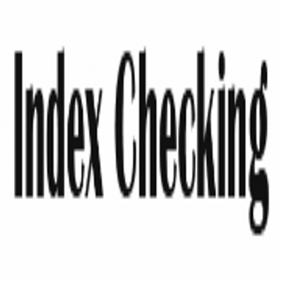 Index Checker (@indexchecker) Cover Image