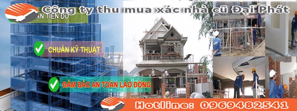 Phá dỡ công trình Đại Phát (@phadocongtrinhhcminfo) Cover Image