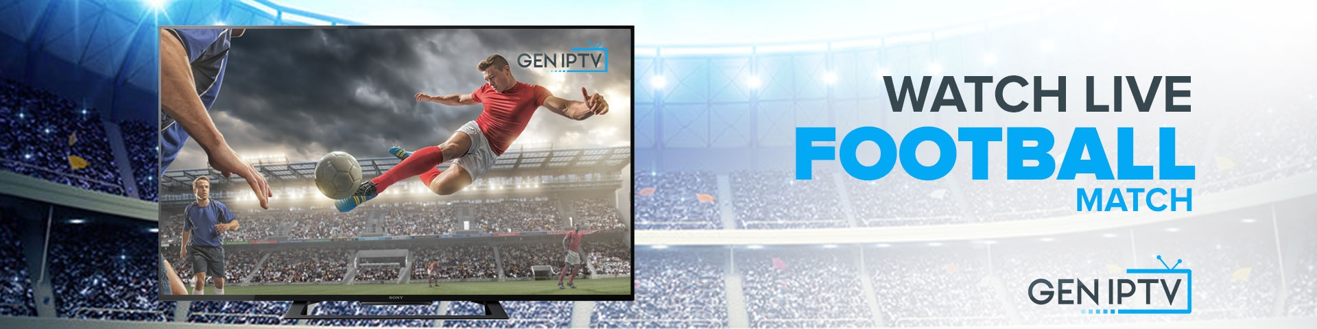 Gen IPTV (@geniptvofficial) Cover Image