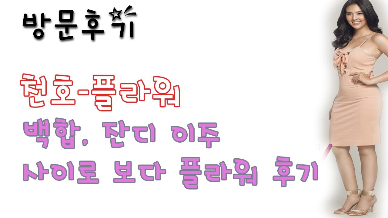 천호플라워 (@cheonhopeullawo) Cover Image