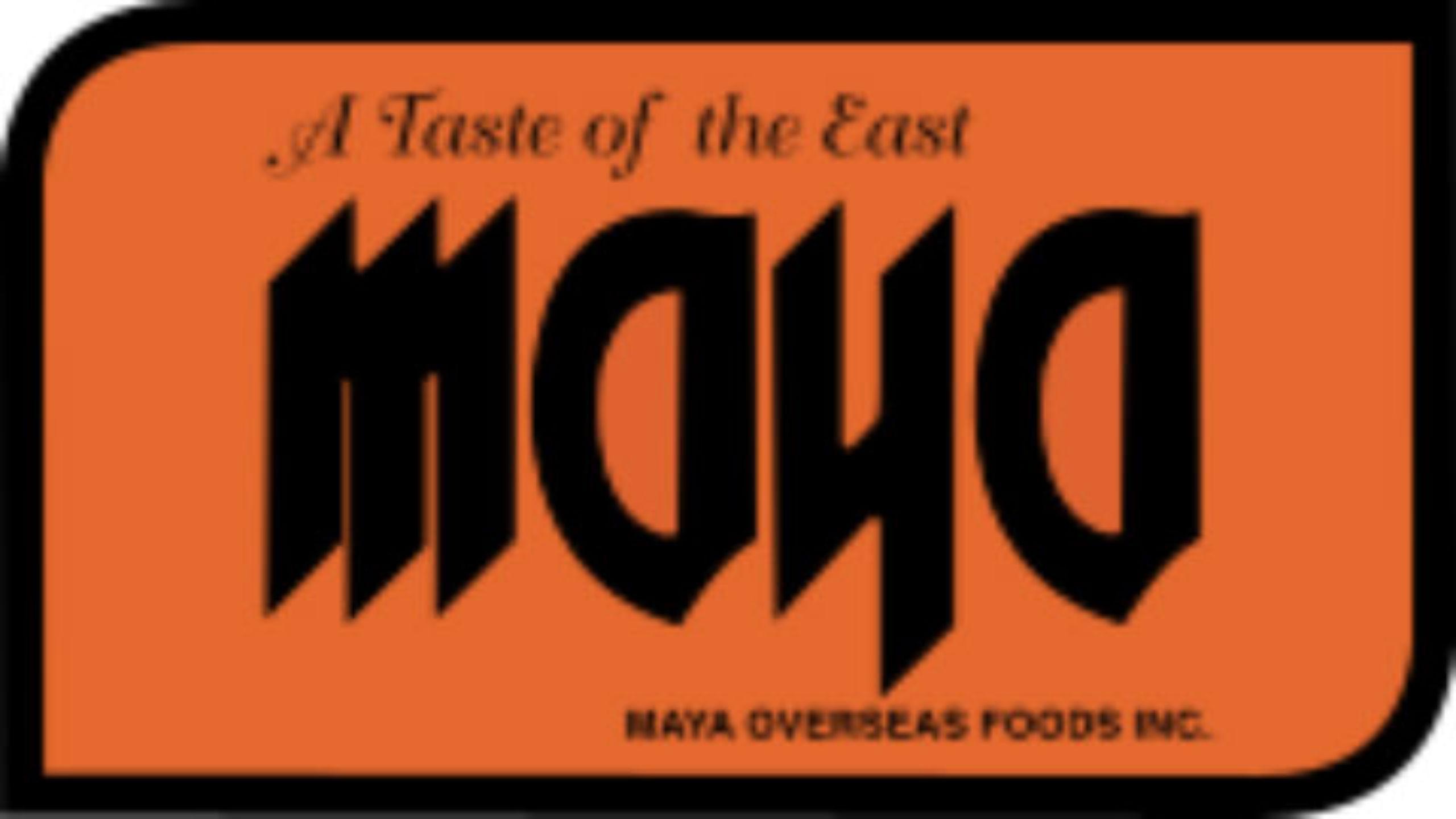 Maya Overseas Foods Inc. (@mayafoods) Cover Image