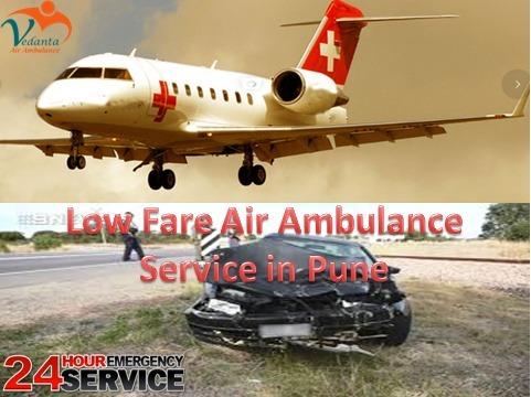 Vedanta Air Ambulance (@vedantaairambulance) Cover Image