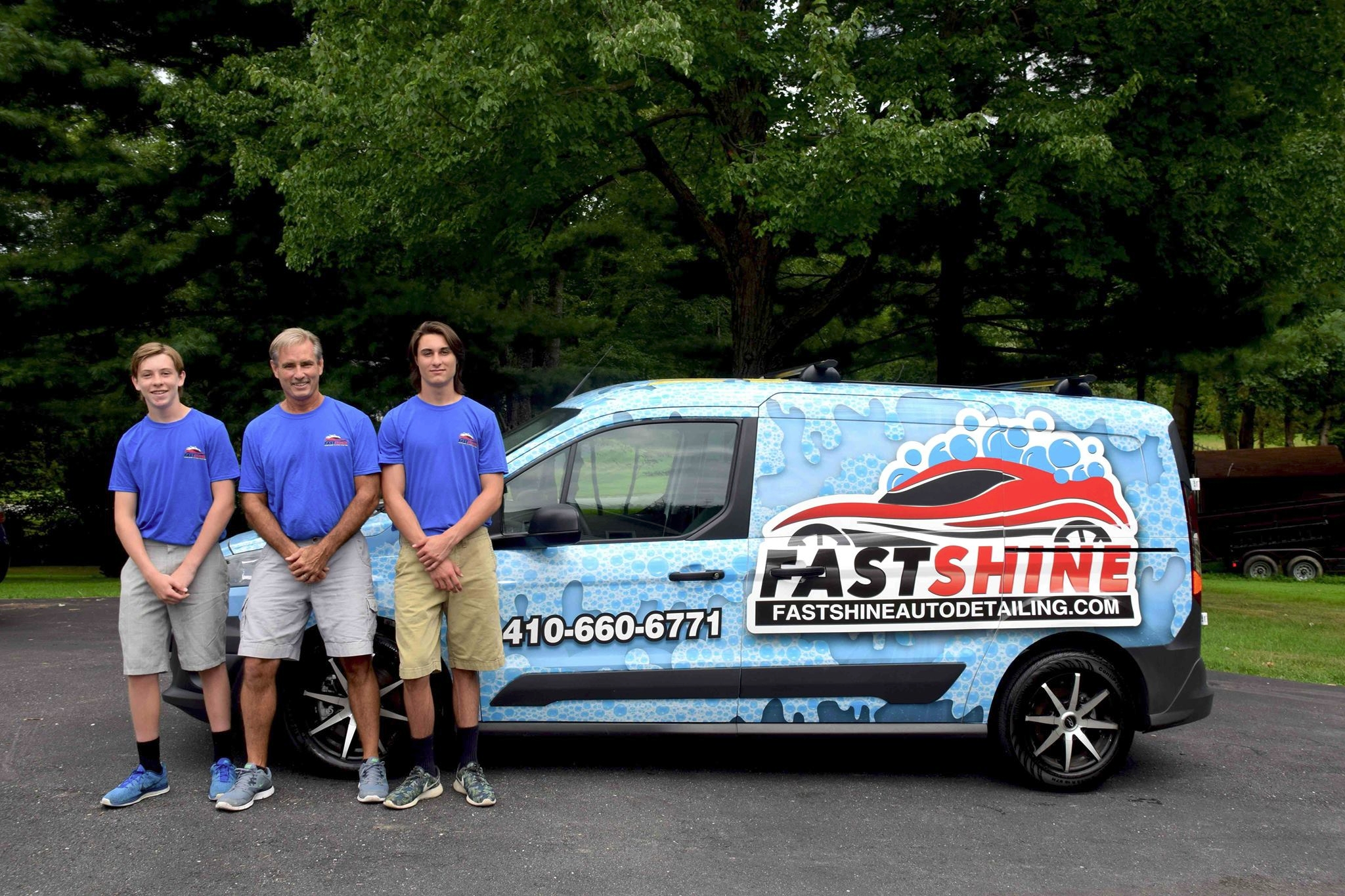 Fast Shine Auto Detailing (@fastshineautodetailing) Cover Image