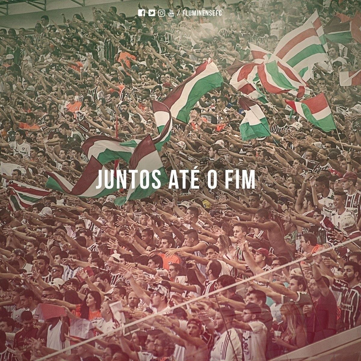 Fluminense G (@fluminensefc) Cover Image
