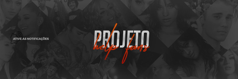Projeto Help Fans (@projetoffans) Cover Image