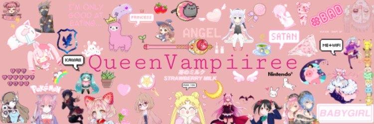 ✧ ・゚:*クララ *:・゚✧ (@queenvampiiree) Cover Image