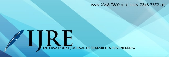 International Journal of Research and Engineering (@internationalijre) Cover Image