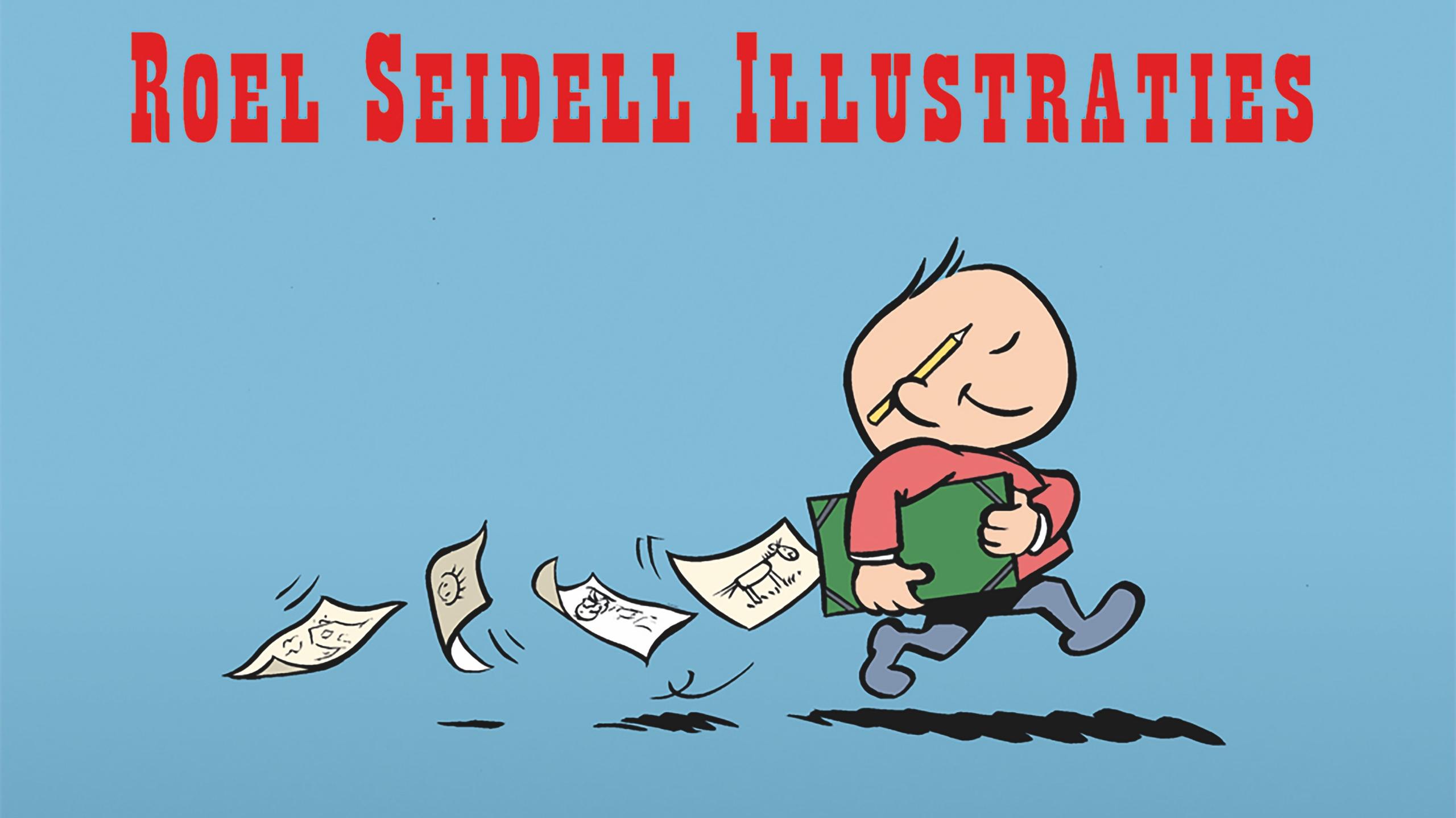 Roel Seidell (@drawsome) Cover Image