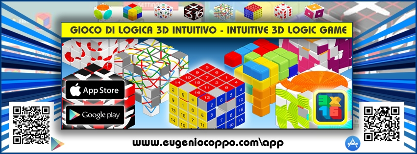 3x16 - Puzzle Game Mobile 3D (@3x16) Cover Image