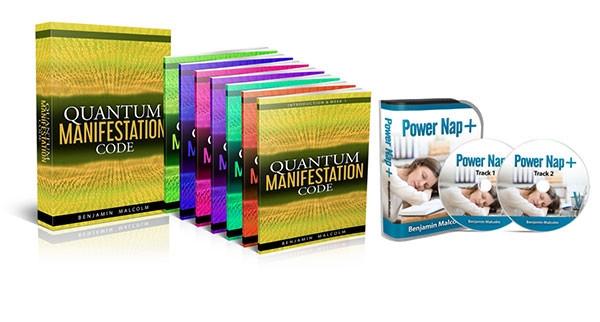 (@quantummanifestationcode) Cover Image
