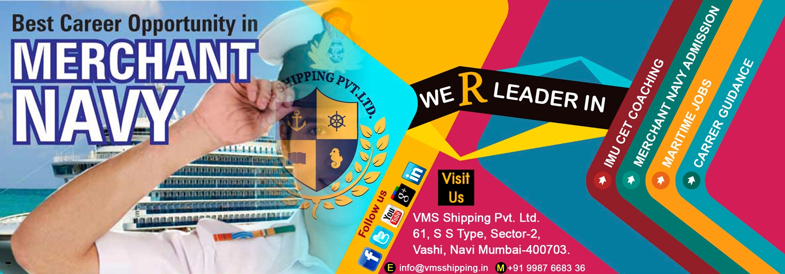 Varren Marines Shipping Pvt Ltd (@gpratingcourses) Cover Image