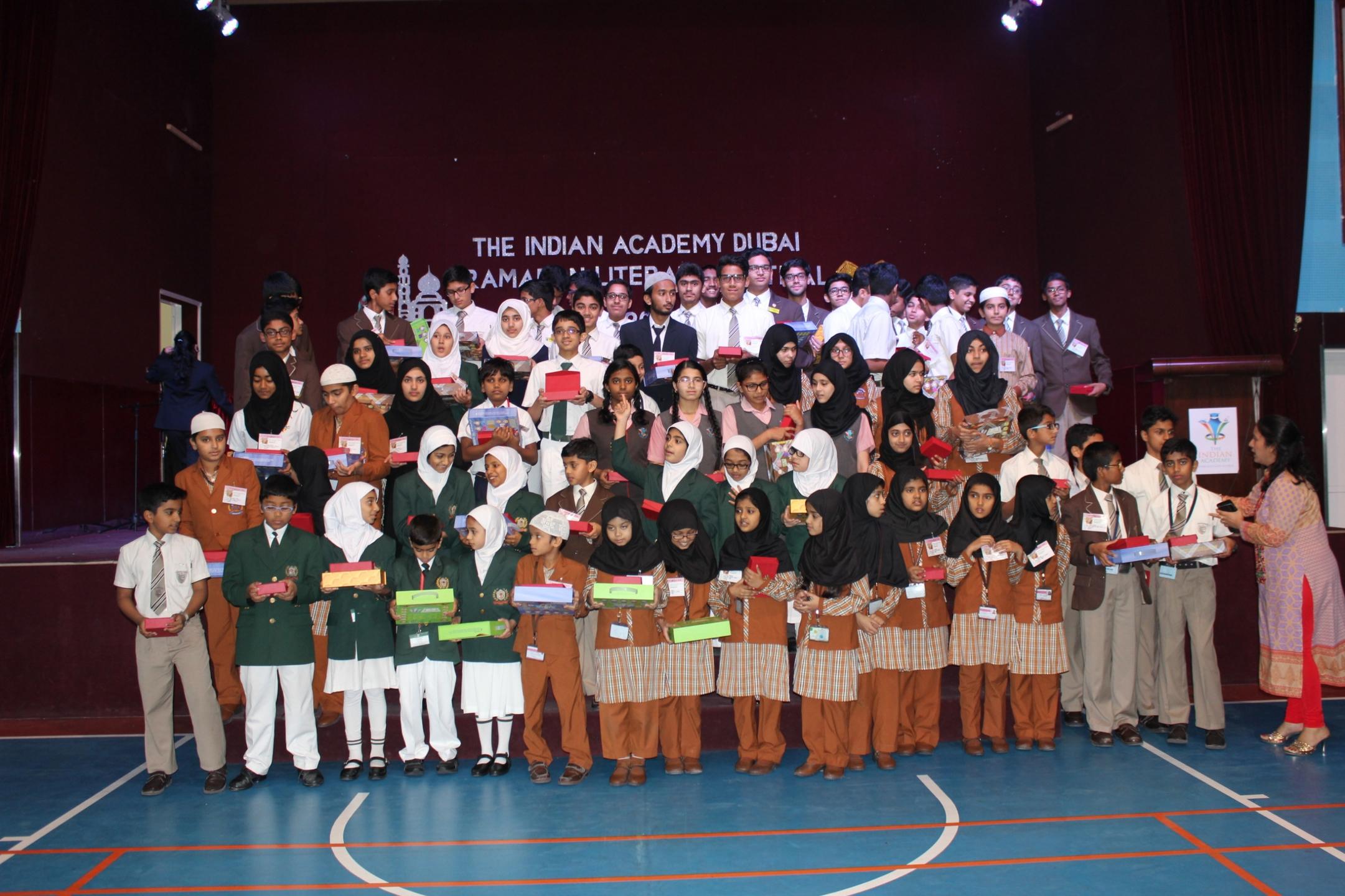 The Indian Academy Dubai (@theindianacademy) Cover Image