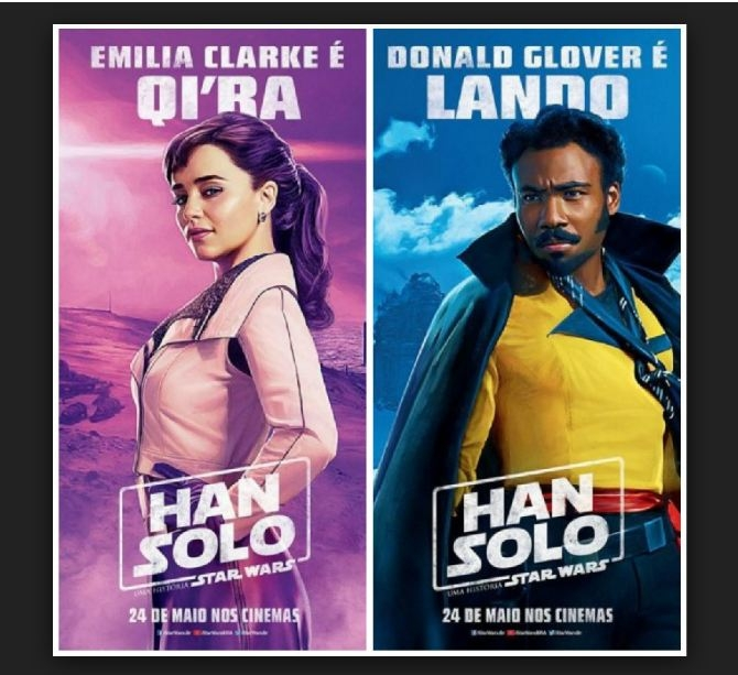 Solo A Star Wars Story (@soloastarwarsstory) Cover Image