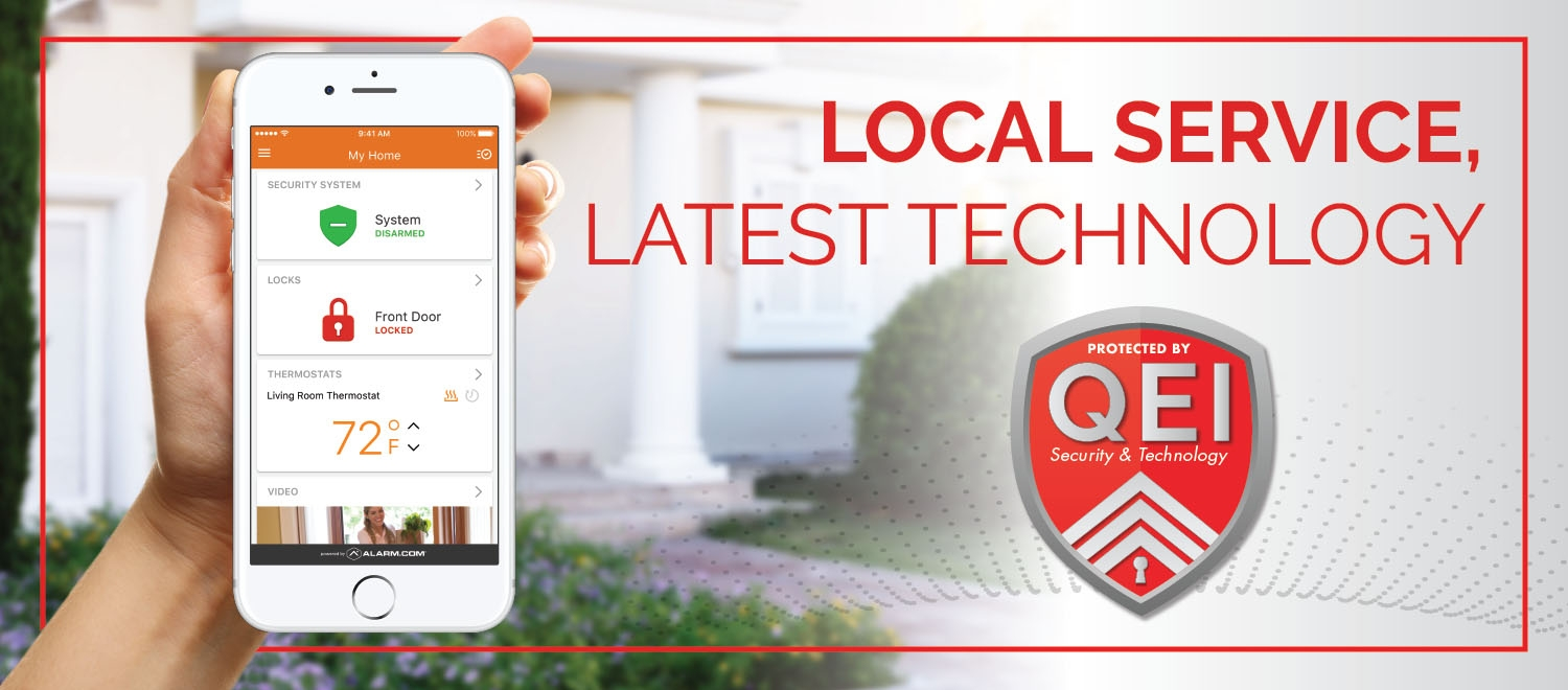 QEI Security & Technology (@homesecuritysvs) Cover Image